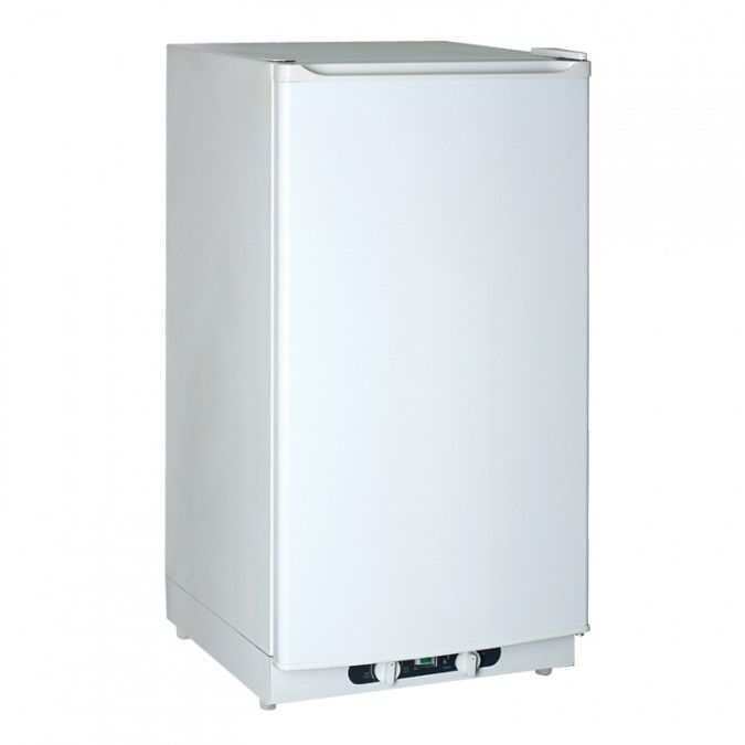 Portable Silent Low Power Static Cooling Kerosene Powered Refrigerator , 110L Absorption Type Refrigerator